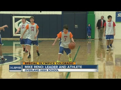 Mike Reno: Leader and Athlete