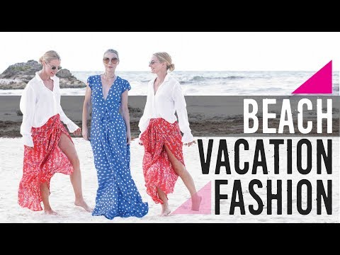 Beach Vacation Outfits | What I Wore in Tulum Mexico