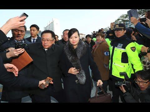 وفد كوري شمالي يصل إلى كوريا الجنوبية للتحضير للأولمبياد  - نشر قبل 3 ساعة