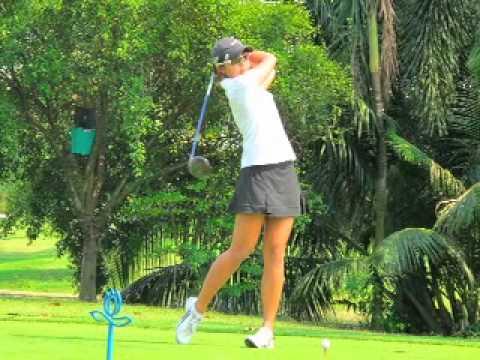 Golf in Thailand, Asia - an Introduction at Thai Country Club by Chayuda Singhsuwan