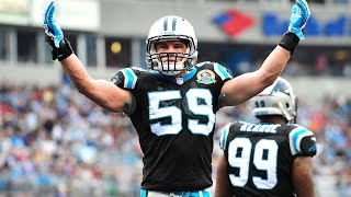 Luke Kuechly || Blessings || NFL Highlightsᴴᴰ