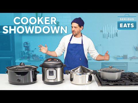 Cooker Showdown: Instant Pot Versus Crock Pot Versus Dutch Oven