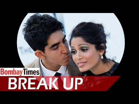Freida Pinto & Dev Patel Call It Quits? - BT