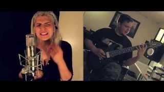 Drewsif Stalin - Wrecking Ball (Miley Cyrus Metal Cover Feat. Nikki Simmons)
