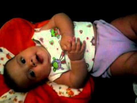 bebe sorrindo.. lavinea lindsay