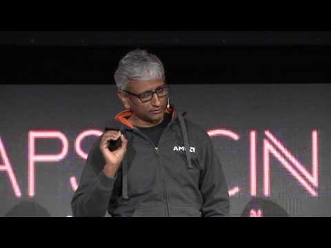 AMD Capsaicin Vega Vorschau
