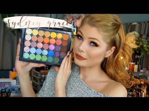 Sydney Grace Eyeshadows | Review & Swatches