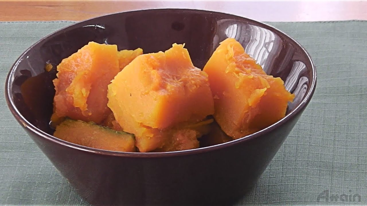 how to make japanese pumpkin salad