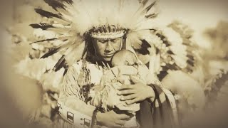 Native American Flute - Hush little one - Indian traditional song