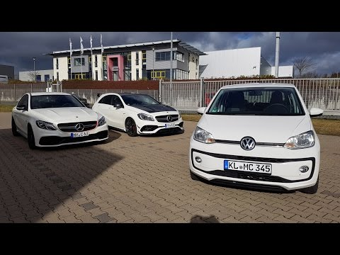 VW UP! REVIEW