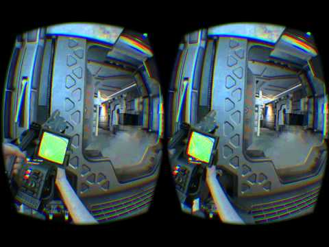 Alien Isolation: Crew Expendable in VR!