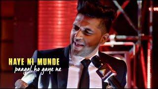 Guru Randhawa Whatsapp Status | High Rated Gabru/Ban Ja Rani Mix | Lyrics Status