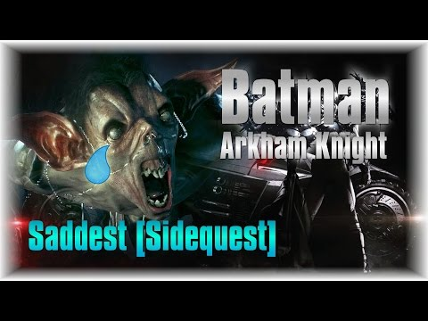 Batman Arkham Knight [Creature Of The Night] - [Side Quest]