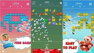 Balls Bricks Breaker Quest level 3000 - Top Free Game 2019 screenshot 4