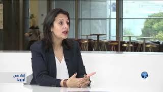 لقاء في اوروبا .. مع زكية الخطابي رئيسة حزب الخضر البلجيكي
