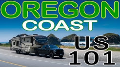 Oregon Coast - Highway 101 - Full Time RV Travel