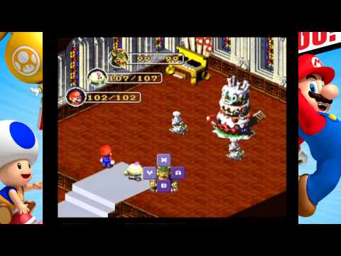 Let's Play Super Mario RPG: Legend of the Seven Stars - Part 17 (Marrymore)