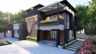 Stunning Modern Home Exterior Design