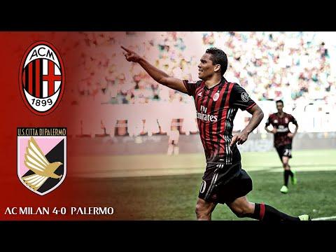 MILAN - PALERMO | 4-0 | HD Full Highlights...