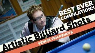 BEST EVER Artistic Billiard compilation!