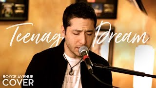 Watch Boyce Avenue Teenage Dream video