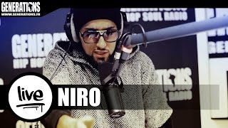 Niro - Who's Bad (Live des studios de Generations)