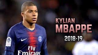 Kylian Mbappé 2018-19 | Amazing Skill Show