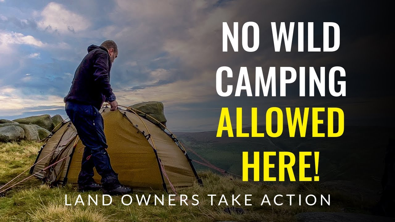 WILD CAMPING | Is this the beginning of the end?