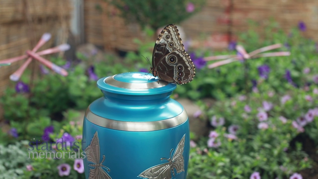 Butterfly Urns | Product Showcase by Stardust Memorials