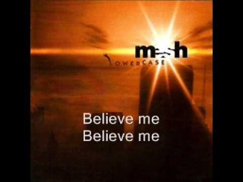 Mesh STL - Believe me