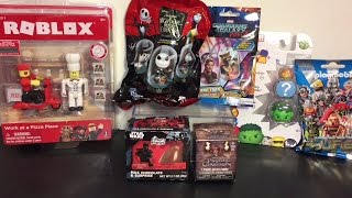 Roblox Guardians of the Galaxy Star Wars Tsum Tsums Playmobil Pirates Disney Blind Bags Opening