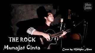 THE ROCK - Munajat Cinta cover by Mangku Alam