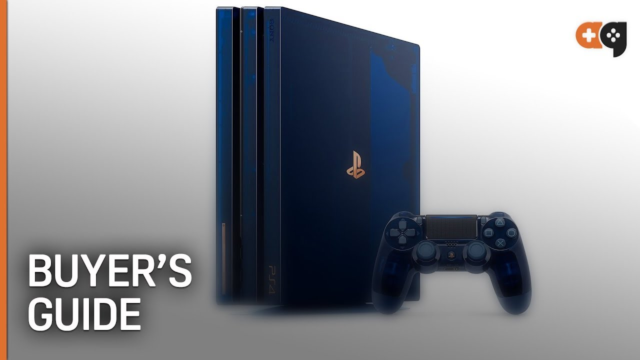 Where to Buy the 500 Million Limited Edition PlayStation 4 Pro Bundle