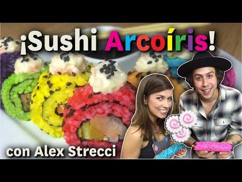 ¡Sushi Arcoíris! con Alex Strecci / Dacosta´s Bakery