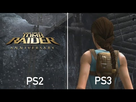 Tomb Raider The Angel Of Darkness Playstation 2 Youtube
