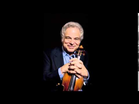 Itzhak Perlman, Bach Sonata No.3 In C Major BWV 1005