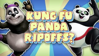 Why Are There SO MANY Kung Fu Panda Ripoffs?