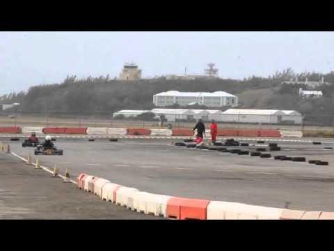 #2 Karting Bermuda Apr 1 2012