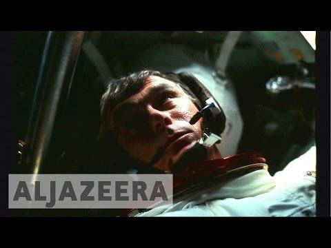 Last man on moon Gene Cernan dies at 82