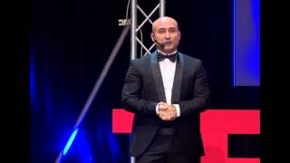 From Cemetery to the Fame | Mohamed Geroge (Hamko) | TEDxErbil