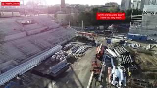 Brentford FC's New Stadium: December Update