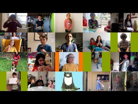 'Be Happy' by Year 2 - Judith Kerr Primary School video