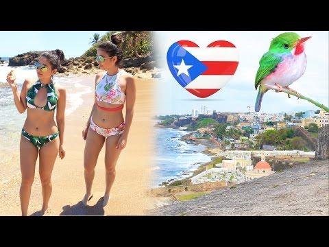 La Isla Del Encanto 🌴 Puerto Rico part #2 Aventuras y Comida 🦄 Bessy Dressy