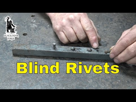 Blind Riveting Techniques