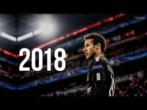 Neymar Jr - The Spectre ft. Alan Walker ● Skills & Goals 2017-2018 HD