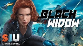 Could Marvel FINALLY Be Giving Us A Black Widow Solo Movie? - SJU