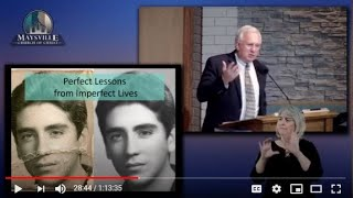 Perfect Lessons from Imperfect Lives, Tim Orbison, October 11, 2020