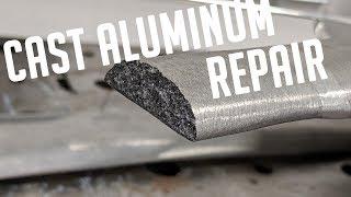 🔥Cast Aluminum Weld Repair