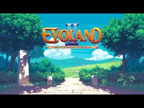 Evoland 2 OST - Track 04 (Into the Forest)