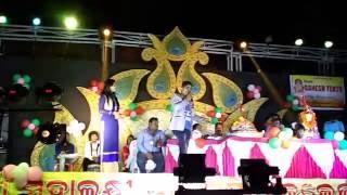 ANGUL college Chowk Laxmi puja melody-2